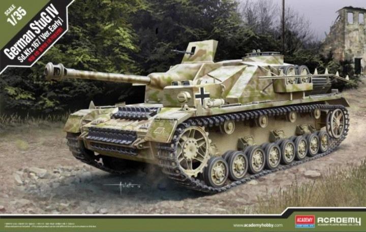 Academy Military vehicle - AC13522 | Hannants