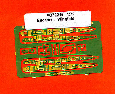 Airwaves 1//72 F-4 Phantom wingfold for Hasegawa kit # AEC72213