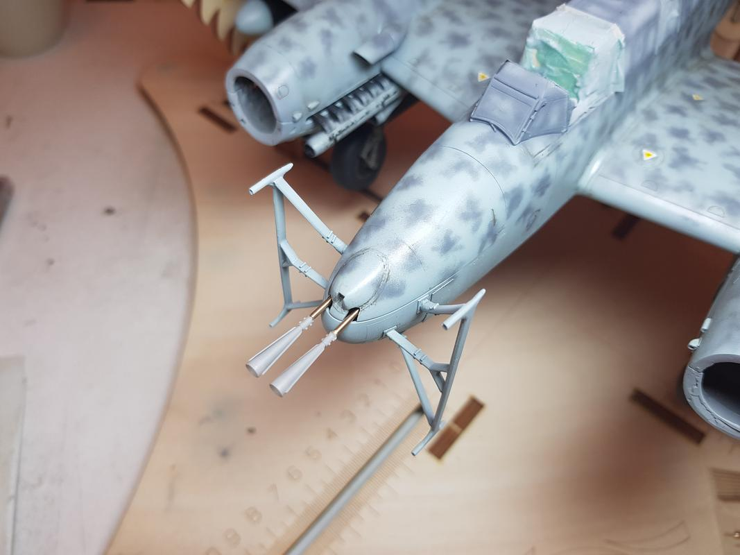 NEW RE-RELEASE Airwaves AES72028 1:72 Panavia Tornado wings with open slats