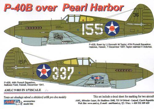 The Pearl Harbor P40 boys