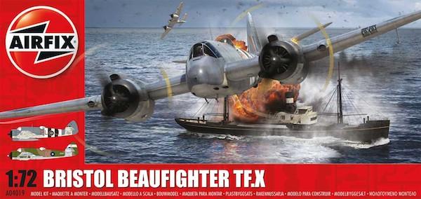 Airfix Aircraft Kits Ax04019 Hannants