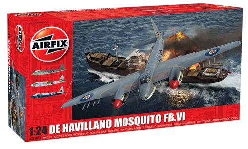 Airfix Aircraft Kits Ax25001a Hannants