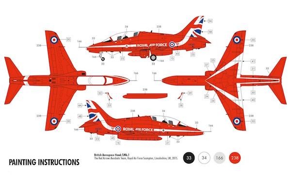 Airfix Aircraft Kits Ax55202b Hannants