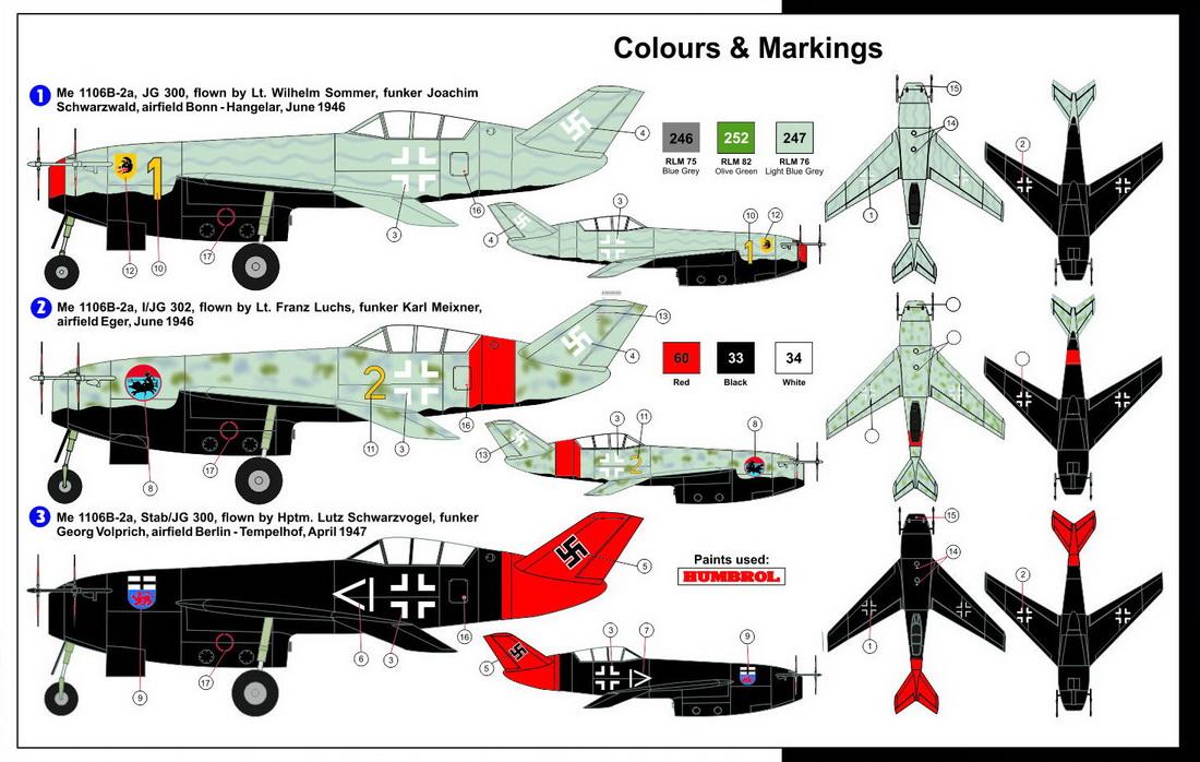 Luftwaffe 46 et autres projets de l'axe à toutes les échelles(Bf 109 G10 erla luft46). AZM7538_1