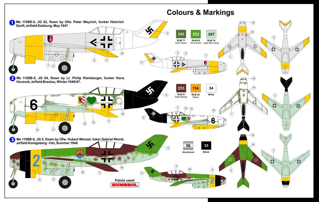 Luftwaffe 46 et autres projets de l'axe à toutes les échelles(Bf 109 G10 erla luft46). AZM7539_1