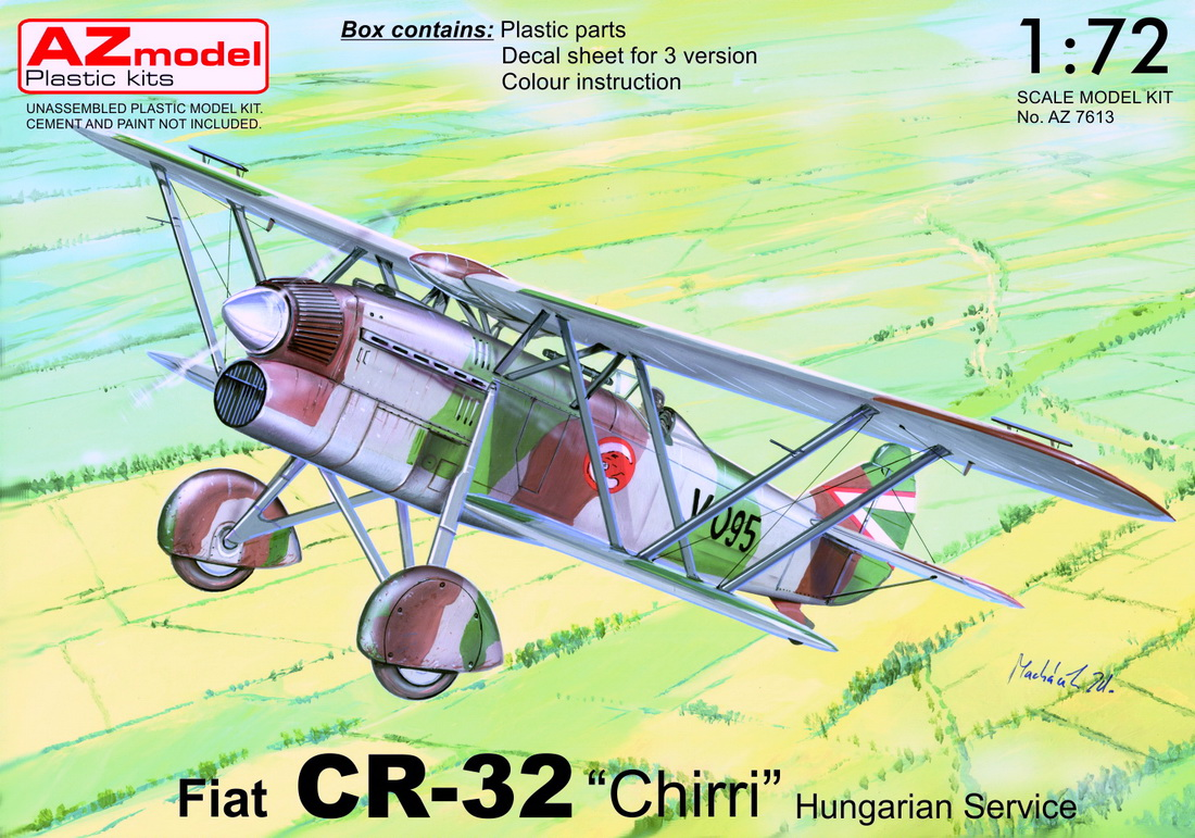 AZ Model Aircraft kits - AZM7613 | Hannants