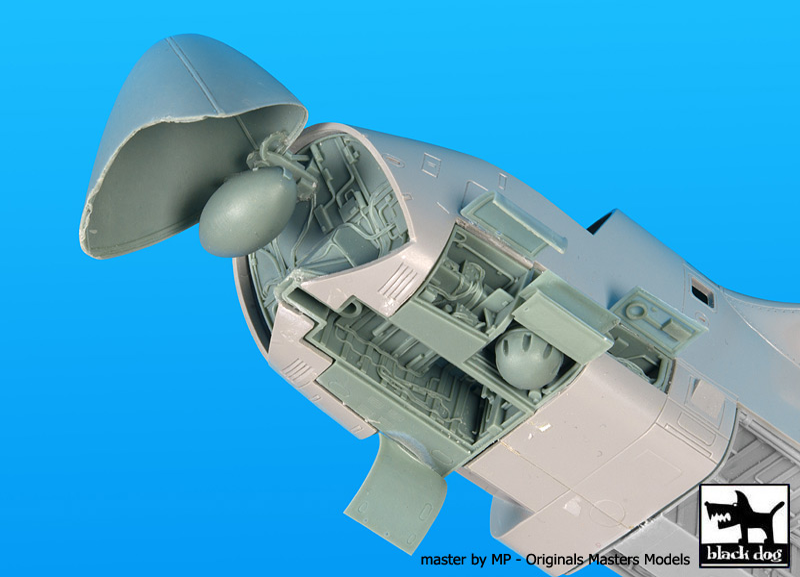 Blackdog Models 1//48 FAT MAN ATOM BOMB Resin Model