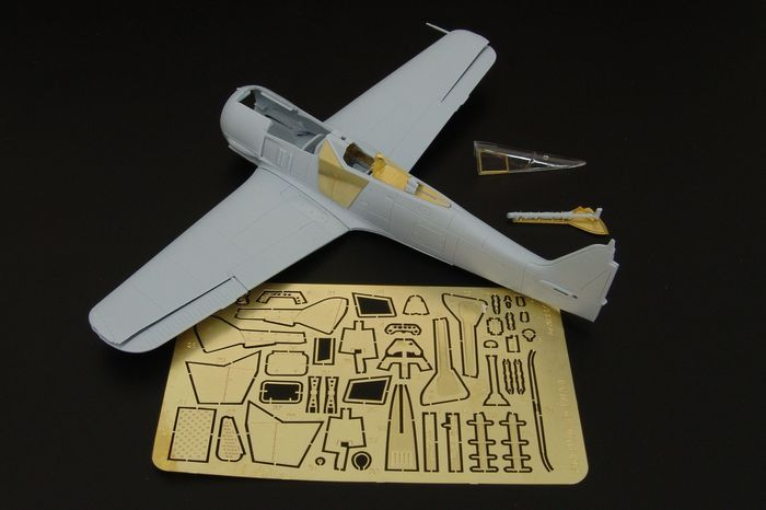 Revell Model Ätzteilset für Heinkel He-115 von Brengun in 1//72