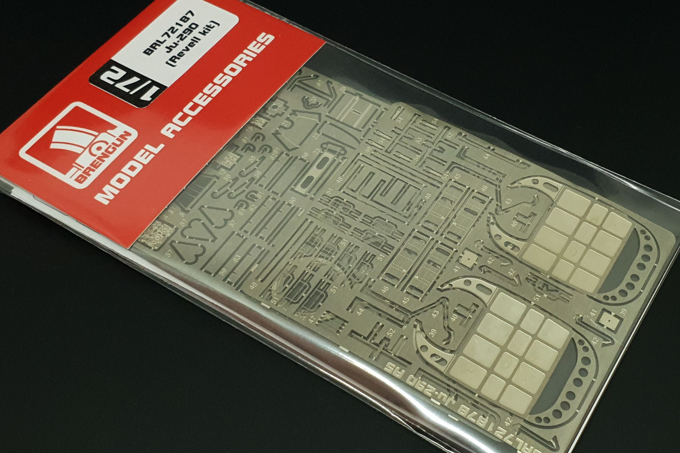 Brengun Models 1//72 CART WITH FIRE EXTINGUISHER Resin /& Photo Etch Set 72012