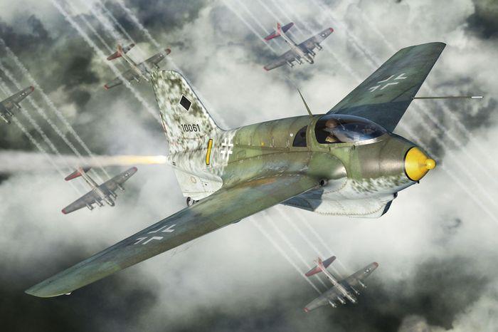 Die cast 1//72 Modellino Aereo Aircraft Messerschmitt Me 163 Komet Germany