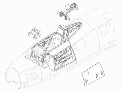 Czech Master Kits Aircraft Detailing