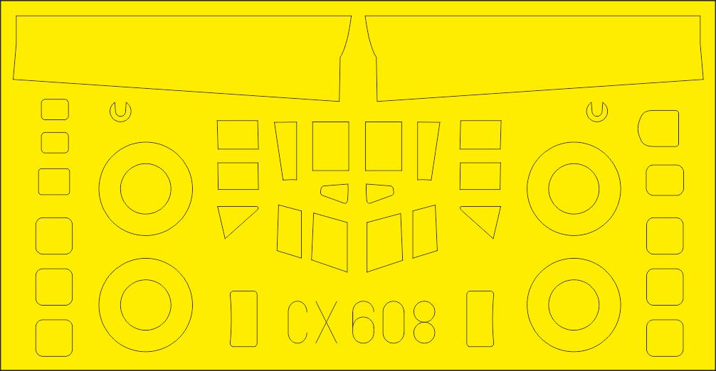 EDCX608