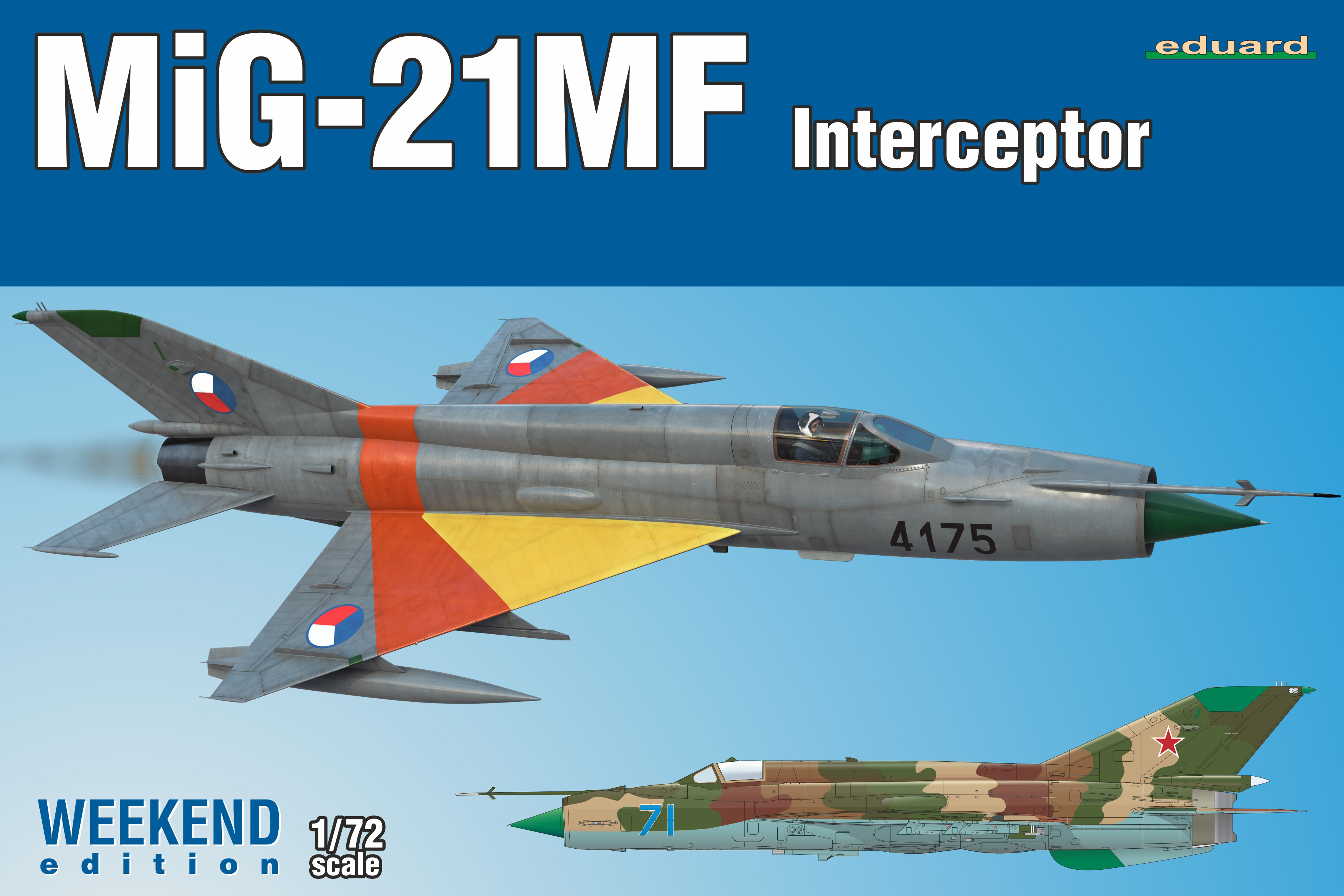Model Maker Decals 1//72 MIKOYAN MiG-21 General Polish Markings
