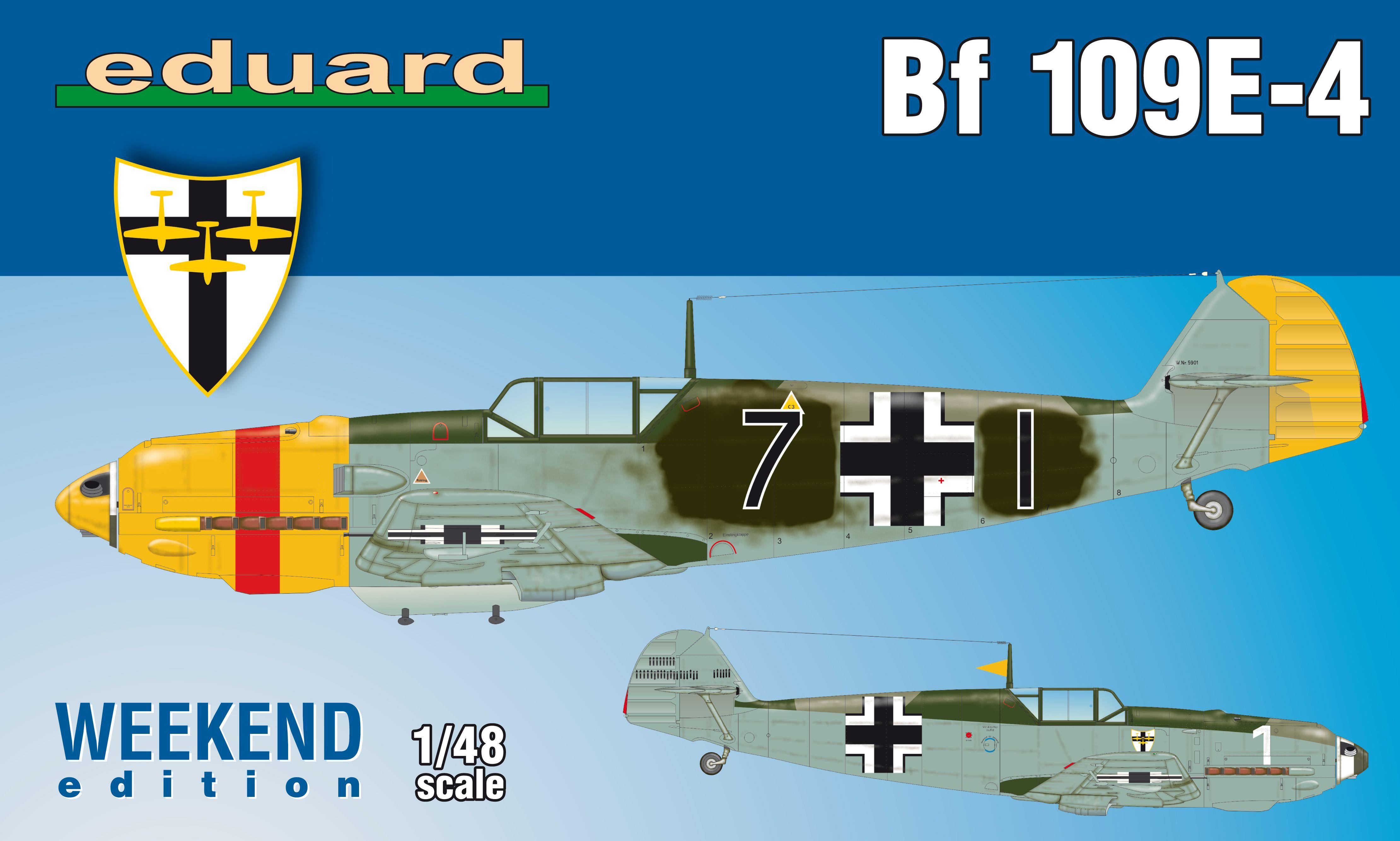 1:24 Luftwaffe WWII Seatbelts Model Kit Eduard 124 Air Force Etched Parts Set