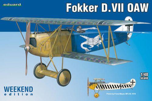Blue Rider Decals 1//48 INTERNATIONAL FOKKER D.VII FIGHTERS