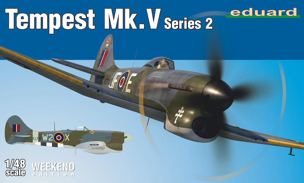 HAWKER TYPHOONS 1944 by Barry Price Painting Reproduction