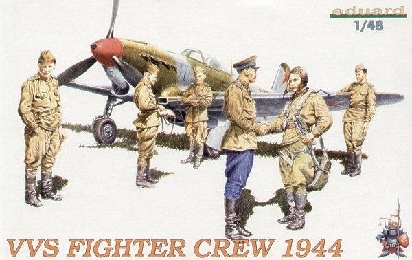 EDK8508 Eduard Kit 1:48 RAF WWII Personnel