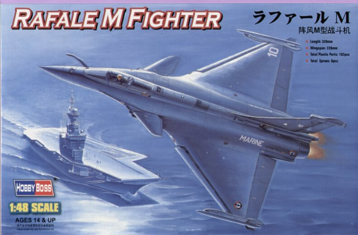 NH Detail 1//48 Dassault Rafale B Exterior Set # NHA48006