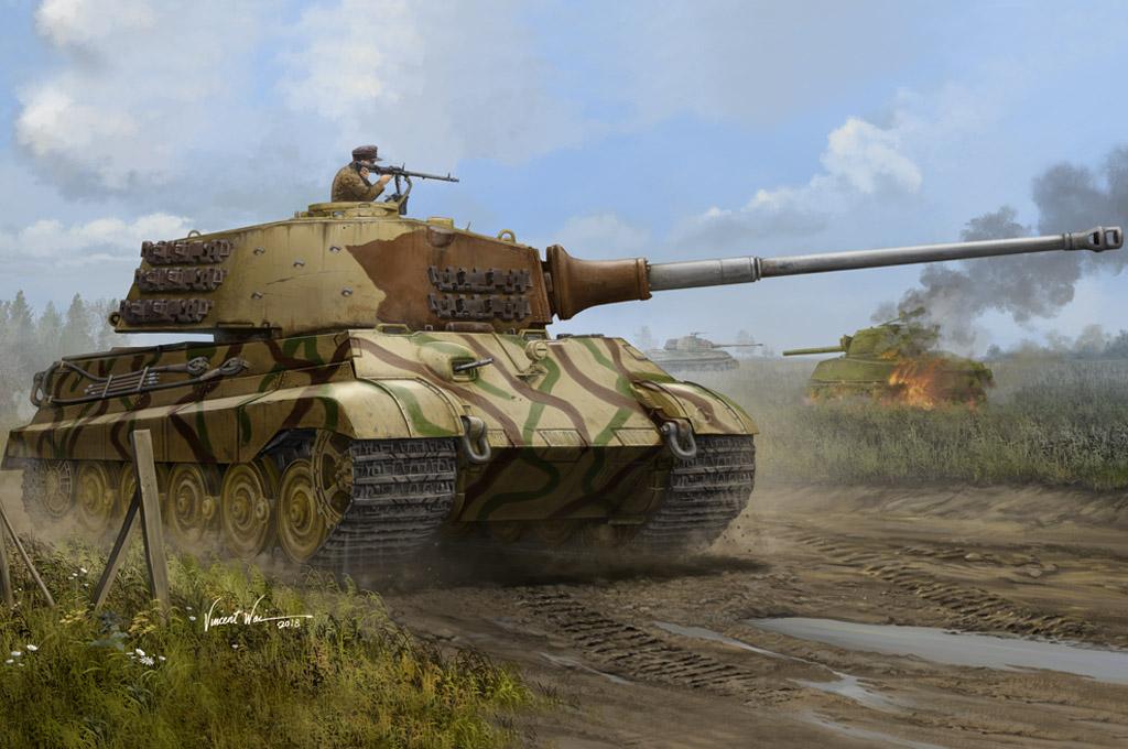 Hobby Boss Military vehicle - HB84533 | Hannants