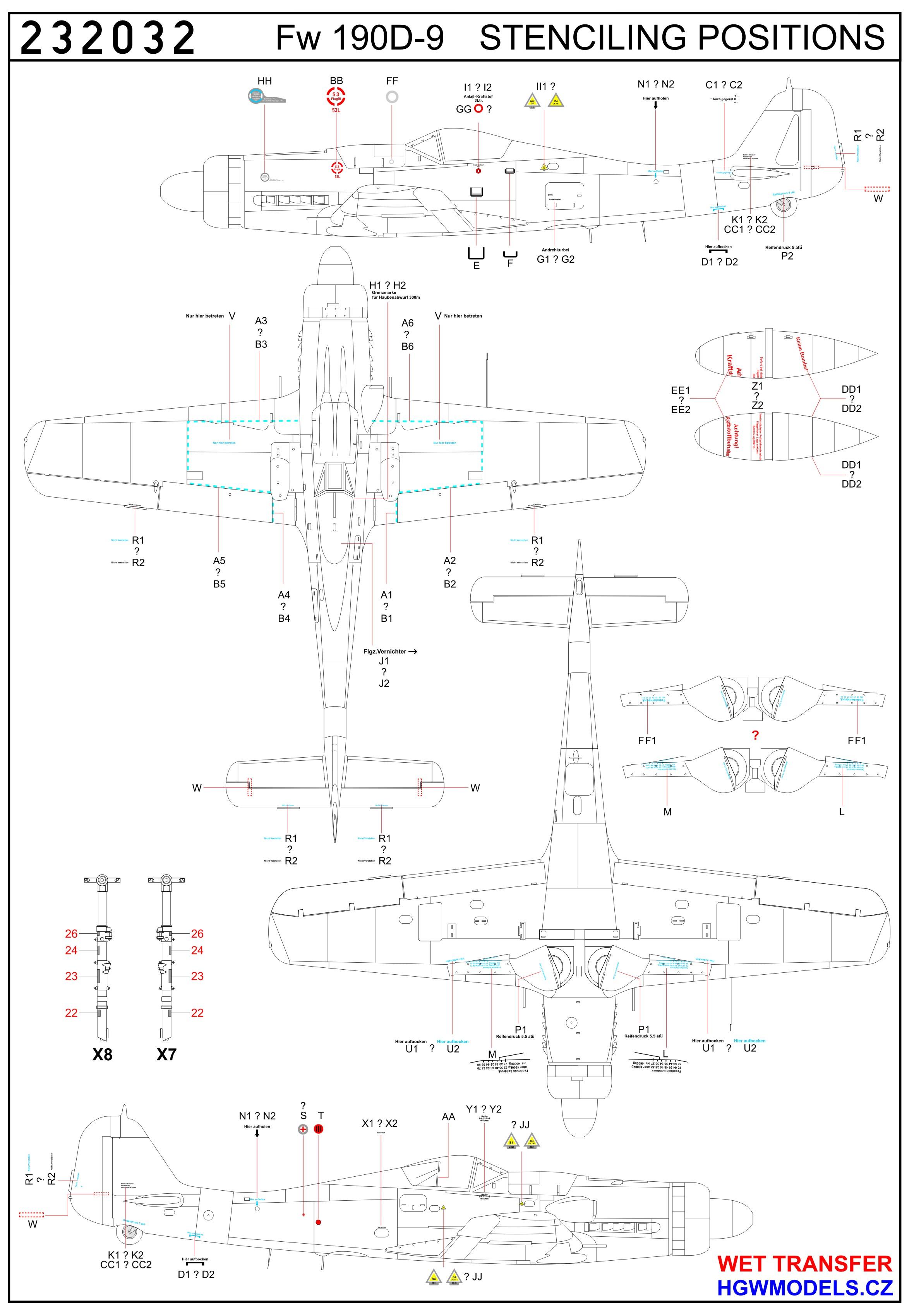 HGW Aircraft riveting - HGW321024 | Hannants