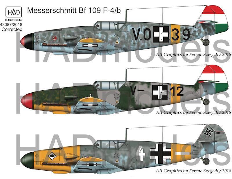 Quickboost QB48878-1:48 Bf 109F//G position lights for Eduard Neu