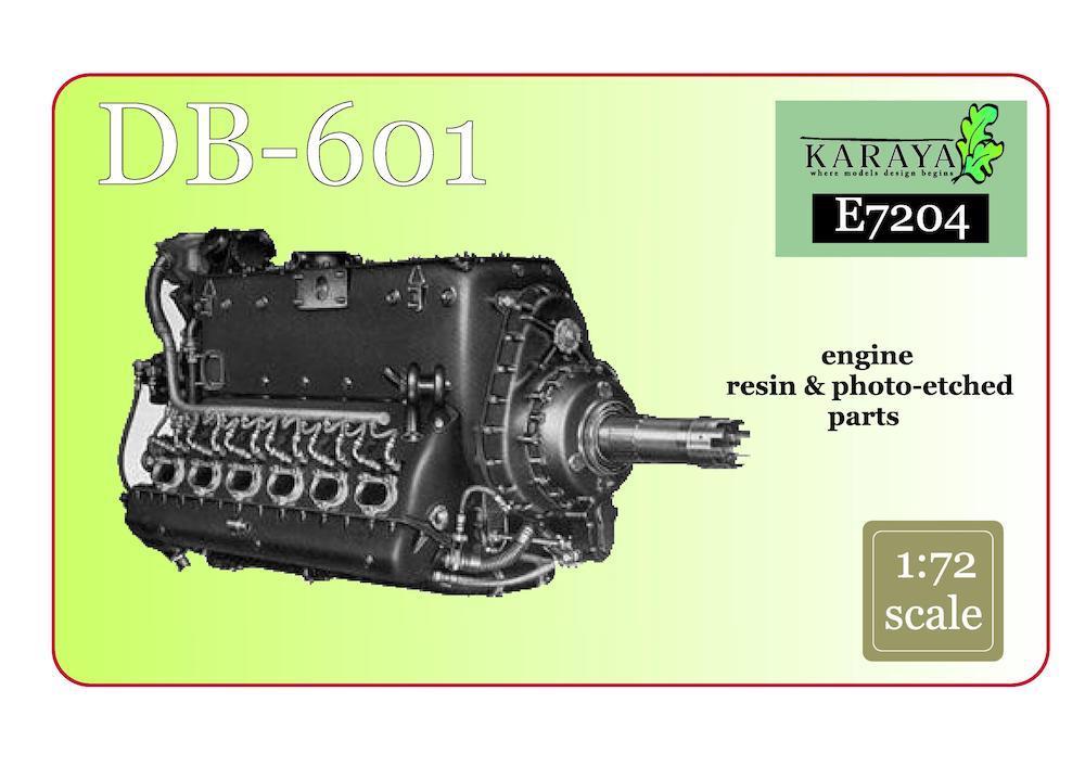 Karaya Aircraft engines - KYE7204   Hannants