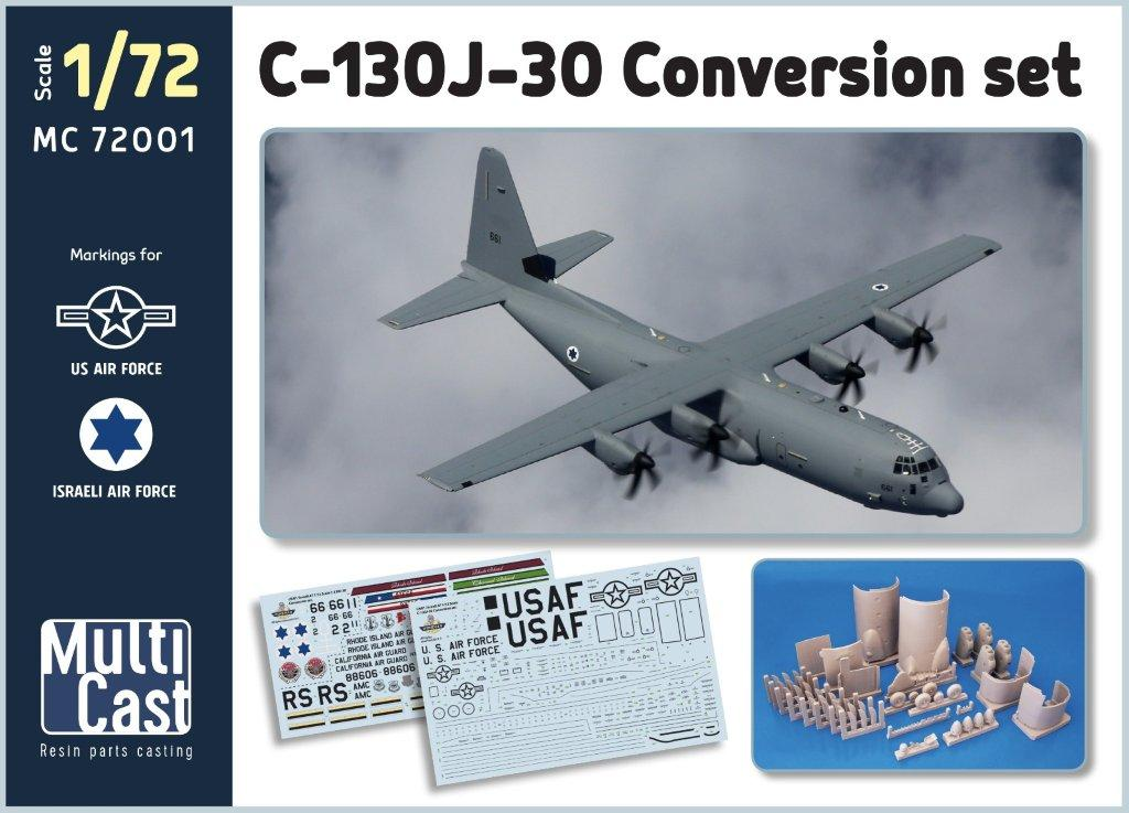 Multicast Aircraft conversions - MC-72001 | Hannants