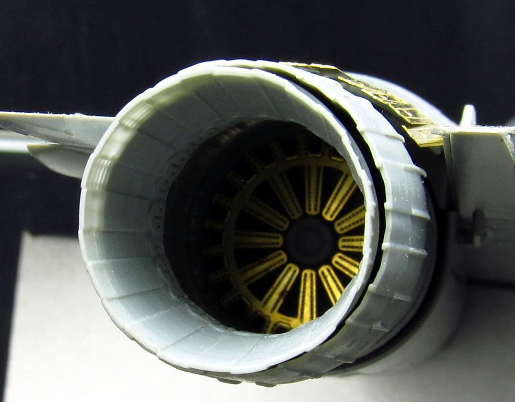 Metallic Details Aircraft exhausts - MDMDR4823   Hannants