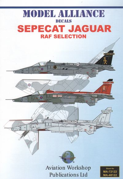 Model Alliance Aircraft decals - ML72122 | Hannants