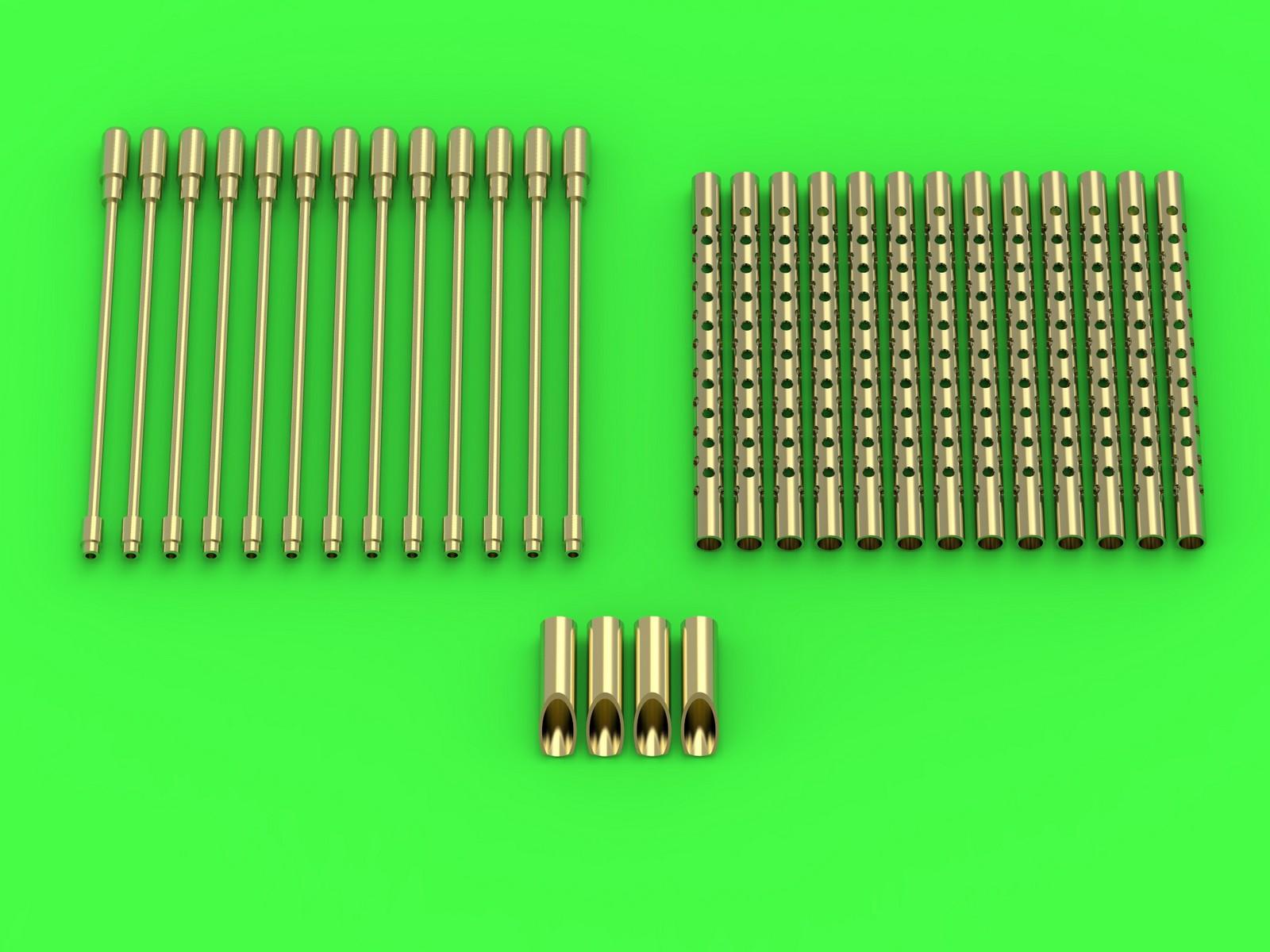 1.5in 20 pcs barrels SM35014 Master 1:350 Bofors 40 mm//56