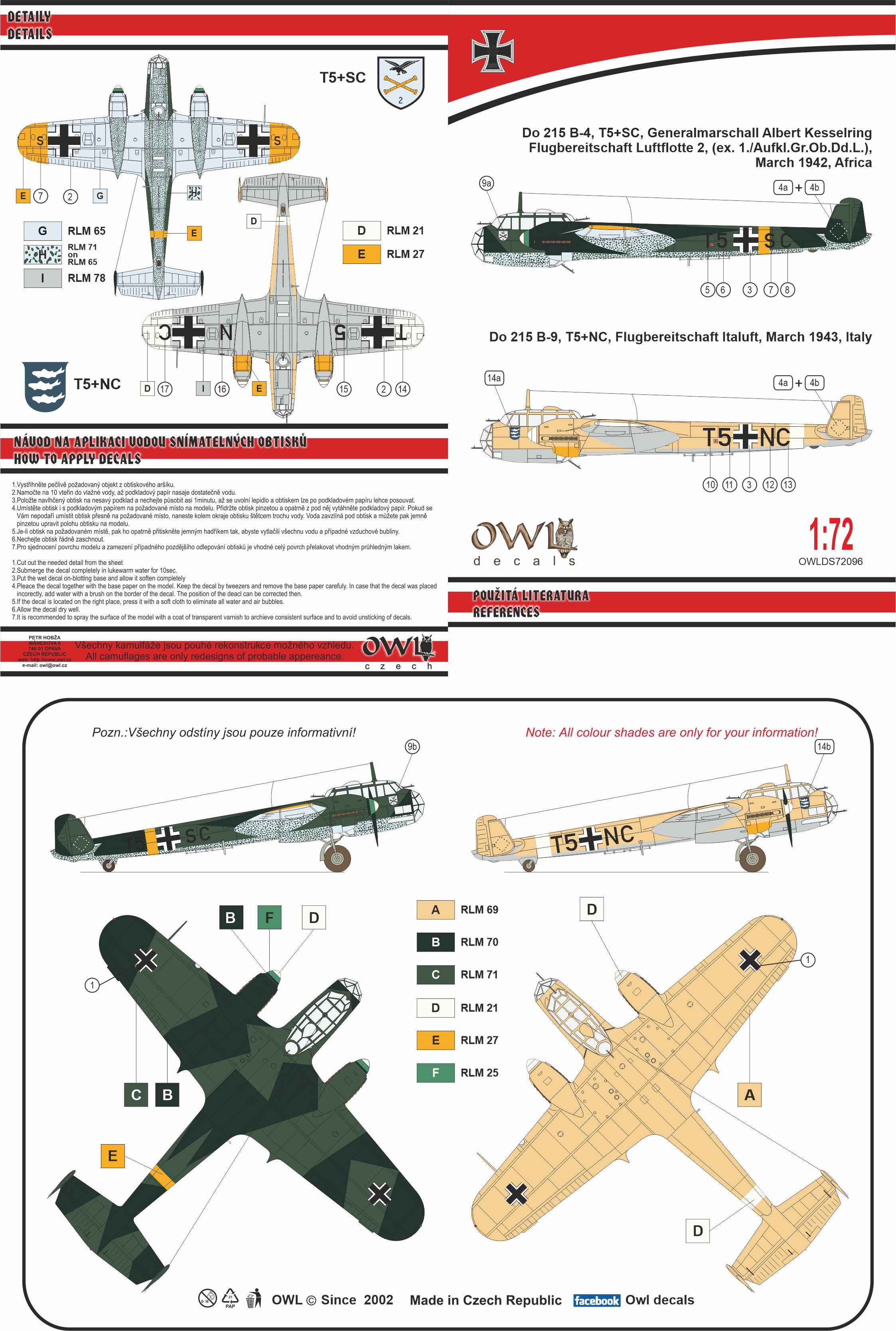 OWLDS7296