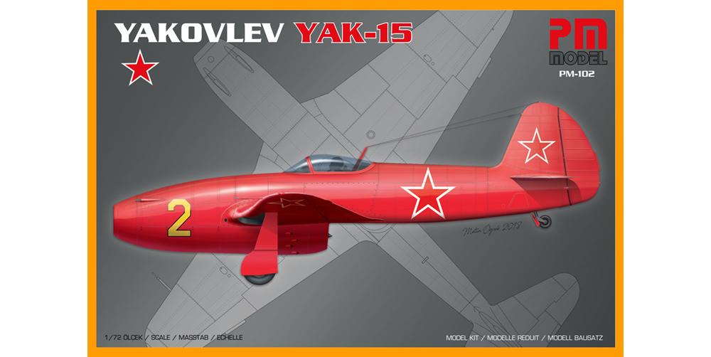 échelle 1:72 Diecast Model Yakovlev Yak-3