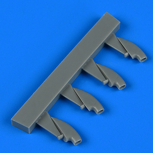 Neu Quickboost QB72637-1:72 A-37 Dragonfly FOD covers for Academy