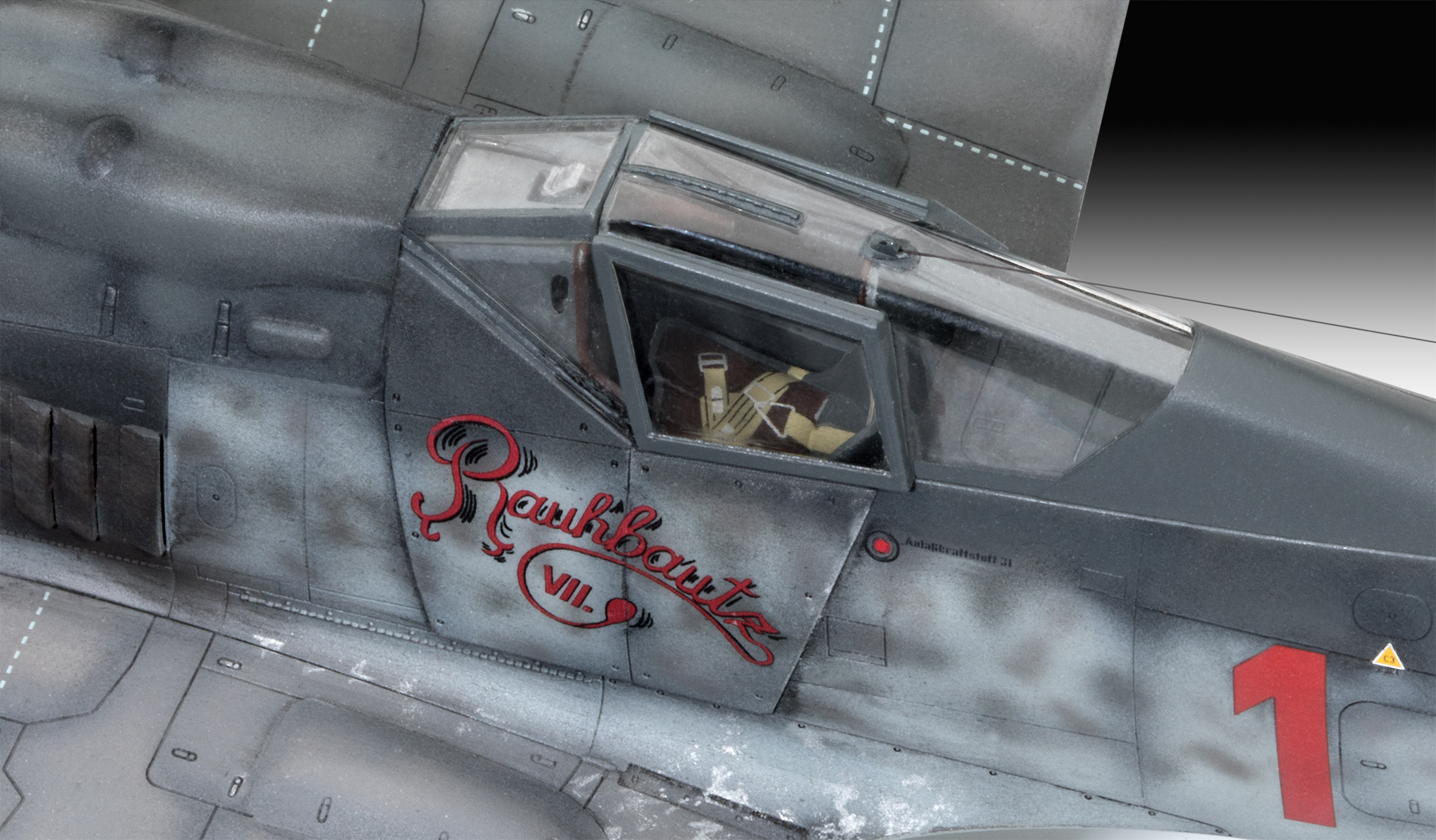 Eduard Accessories 33227-1:32 Fw 190A-8//R2 seatbelts STEEL for Revell Neu