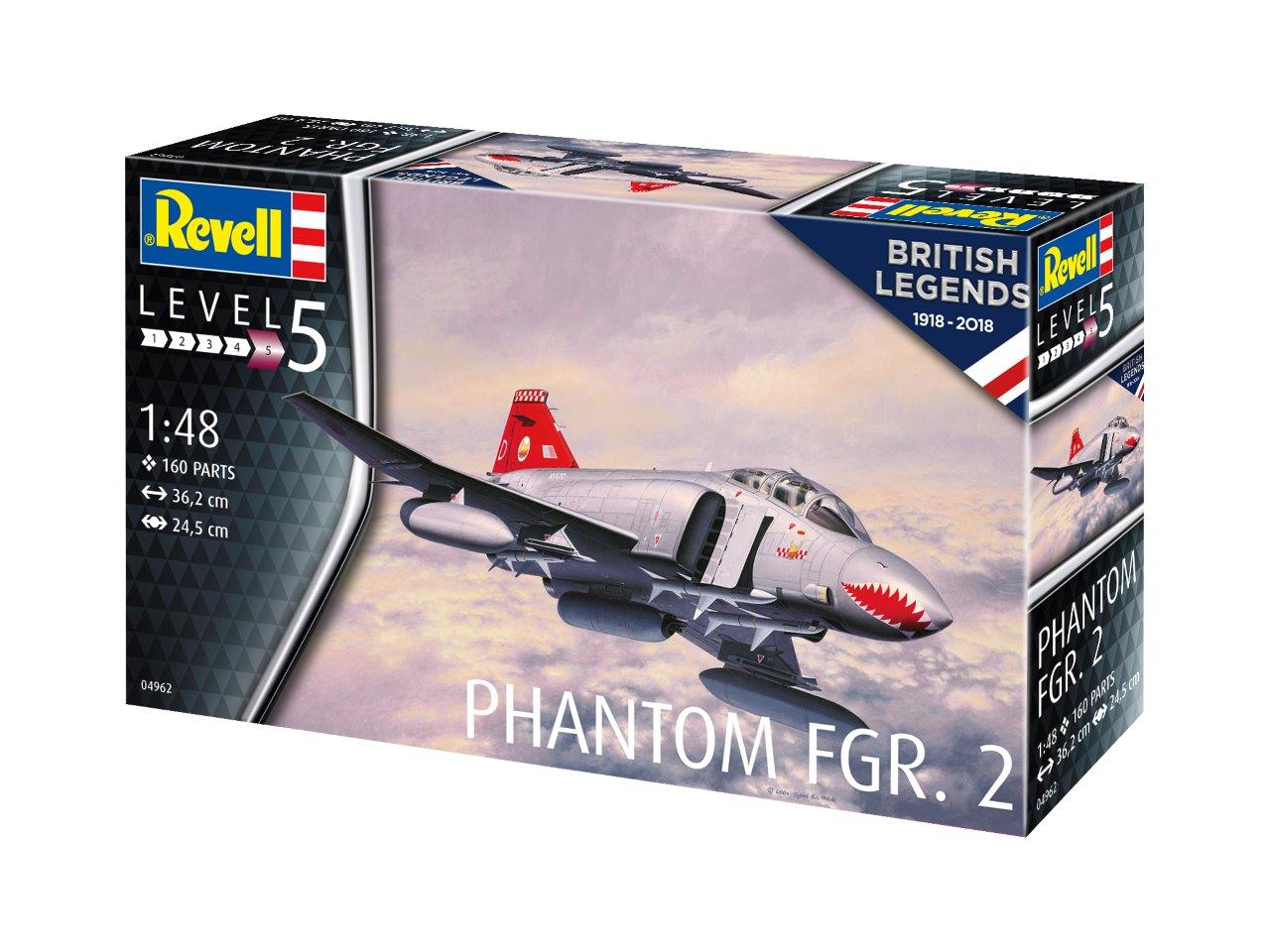 lightning Harrier Nouveau MODELDECAL 94 1:72 Raf McDonnell-Douglas FGR.2 Phantom
