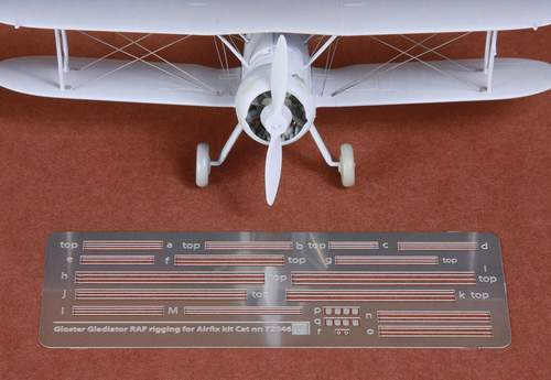 SBS Models 1//72 POLIKARPOV I-153 CHAIKA RIGGING WIRE Photo Etch Set