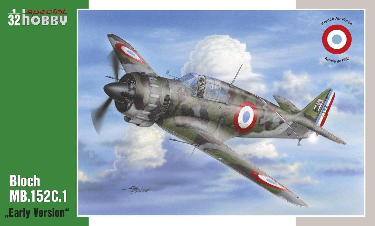 "SPECIAL HOBBY SH32038 1//32 Curtiss H 75M//N//O /""Hawk/"""