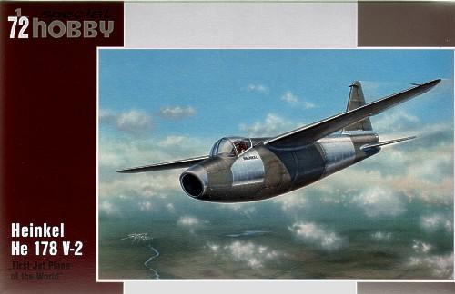 Heinkel He 119 V4 (Planet Models 1:72) SH72192