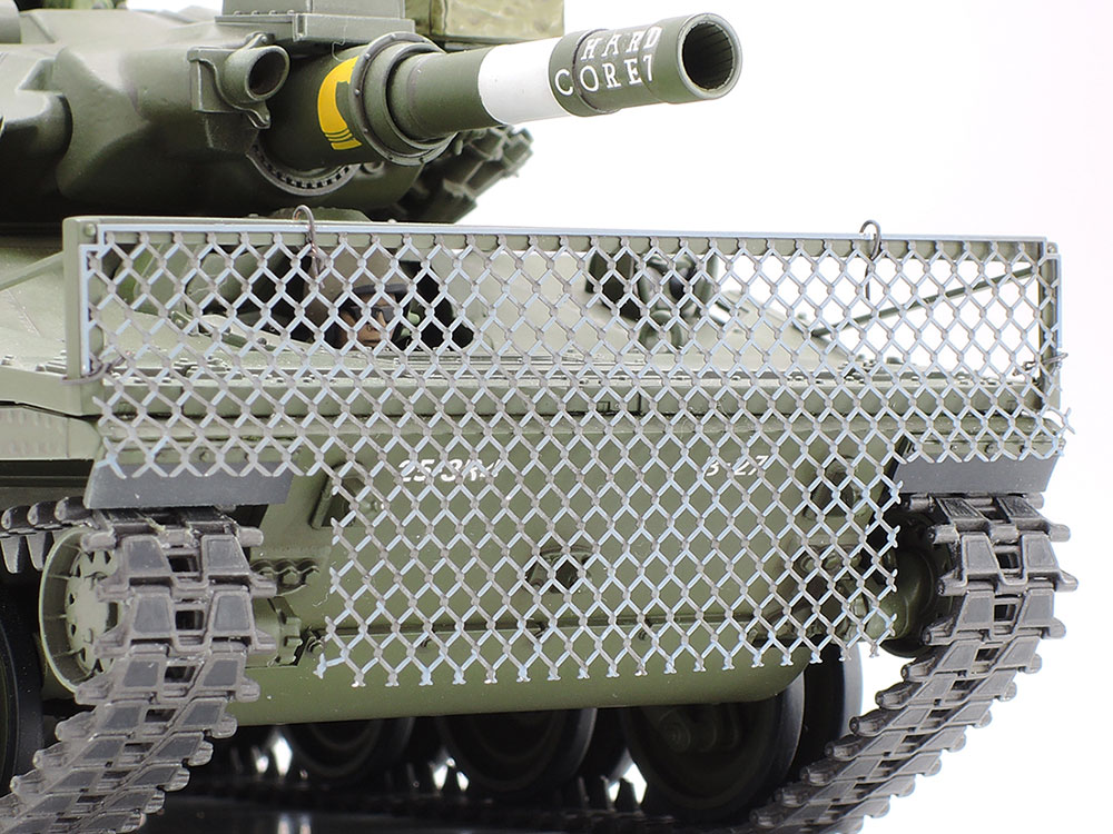 Self-Propelled Tamiya TA12670 gun barrel 155mm Gun M40 U.S 1:35