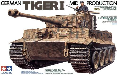 Tamiya TA12649 Pz.Kpfw.VI King Tiger Sd.Kfz.182-1:35