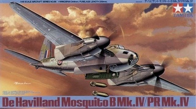 Master 1//48 de Havilland Mosquito NF Mk.II//FB Mk.VI Pitot Tube /& Armament Set