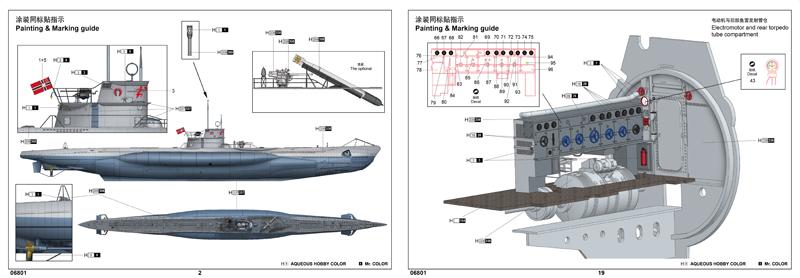 type viib german u boat diagram wiring diagramtrumpeter ship kits, tu06801 hannantstype viib german u boat diagram 21