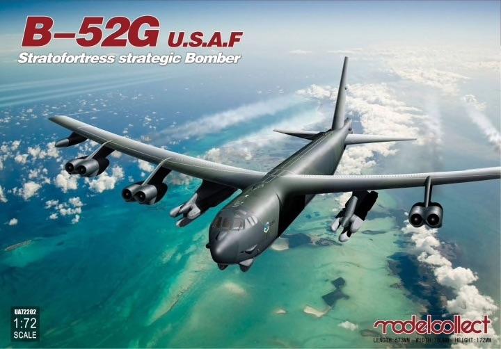 NEW Almark Decals S 18 1:72 Boeing B-52D F// G// H Stratofortress