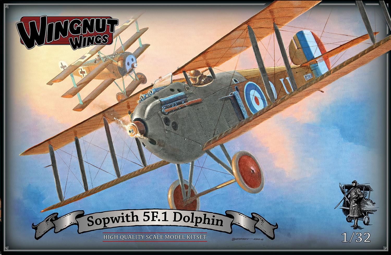 Wingnut Wings Aircraft kits - WNW32073 | Hannants