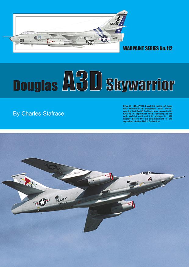 Trumpeter Carrier Aircraft 1:700 US Navy A-3D Sky Warrior 6 sets 40